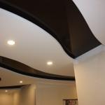 фото ремонт потолка